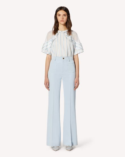 REDValentino Trousers Woman TR3RBB804R9 A98 f