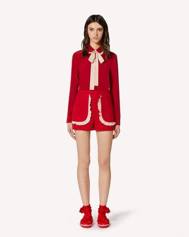 REDValentino TRCRFD50436 23Y Shorts Woman f
