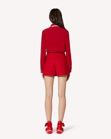 REDValentino TRCRFD50436 23Y Shorts Woman r