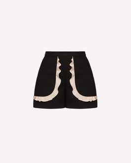 REDValentino Shorts Woman TR3RFC853M7 0NO a