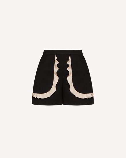 REDValentino Shorts Mujer TRCRFD50436 0NN a