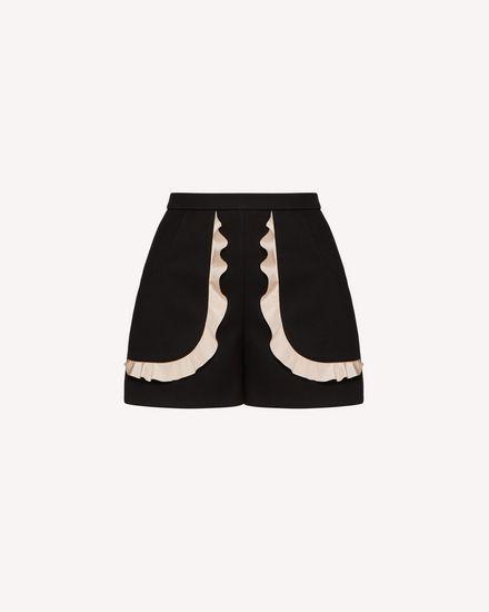 REDValentino Shorts Woman TRCRFD50436 0NN a