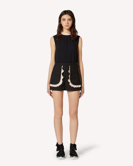 REDValentino Shorts Woman TRCRFD50436 0NN f