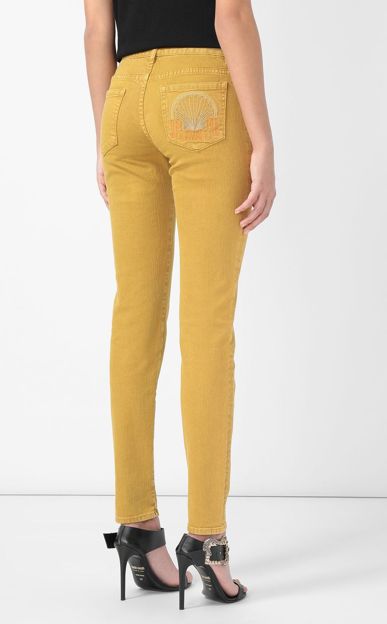 JUST CAVALLI Skinny jeans Casual pants Woman a