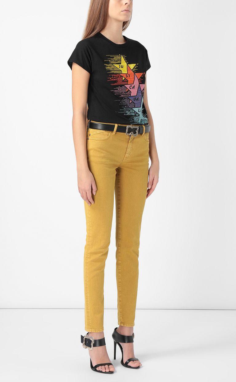JUST CAVALLI Skinny jeans Casual pants Woman d