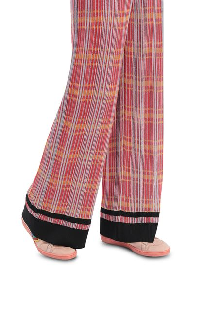M MISSONI Pants Coral Woman - Front