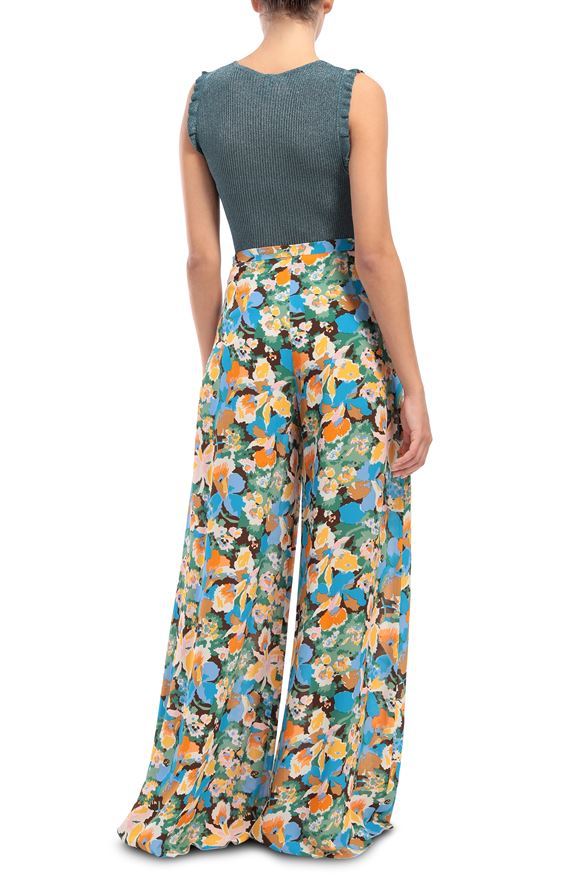 M MISSONI Trouser Woman, Side view
