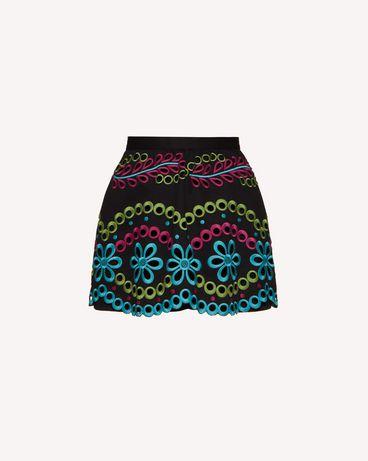 REDValentino TR0RF00I51M N78 Shorts Woman a