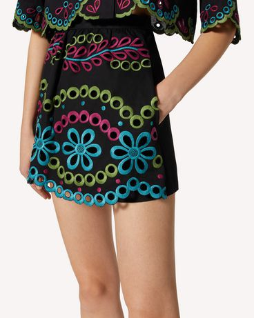 REDValentino TR0RF00I51M N78 Shorts Woman e