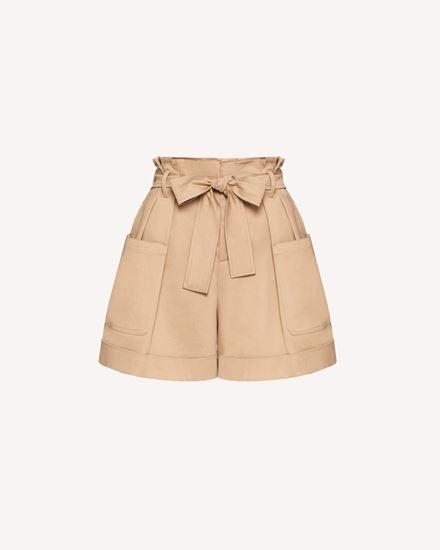 REDValentino Shorts Woman TR0RFD104YN 191 a