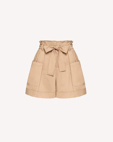 REDValentino TR0RFD104YN 191 Shorts Woman a
