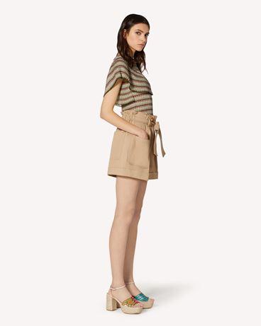 REDValentino TR0RFD104YN 191 Shorts Woman d
