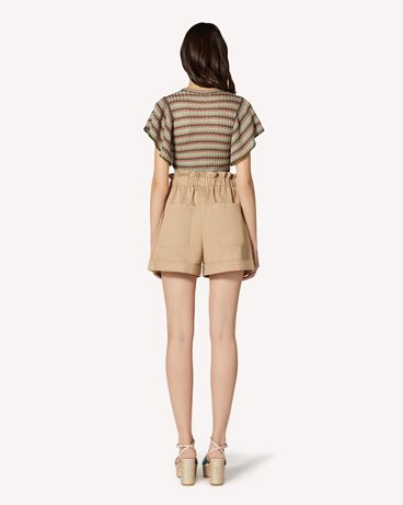 REDValentino TR0RFD104YN 191 Shorts Woman r