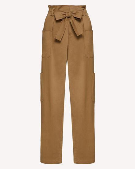 REDValentino Pants Woman TR0RBC454YN 825  a