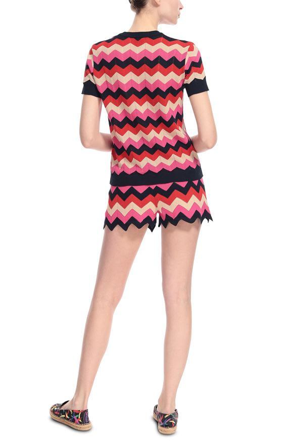 M MISSONI Shorts Woman, Side view