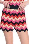 M MISSONI Shorts Woman, Rear view