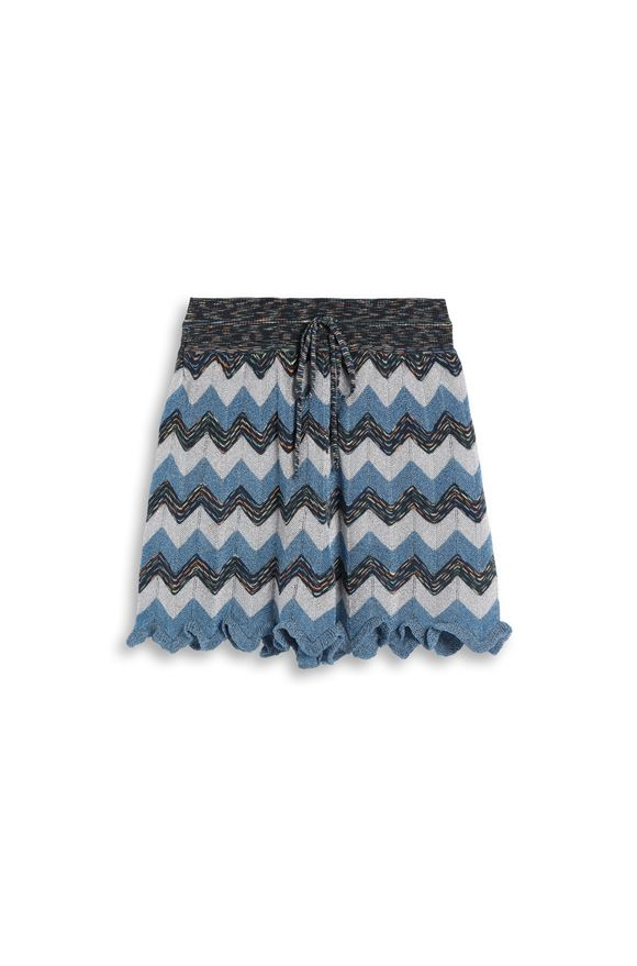 M MISSONI Shorts Woman, Product view without model
