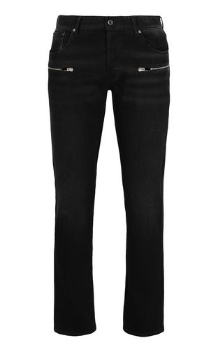 JUST CAVALLI Leather pants Man Leather trousers f