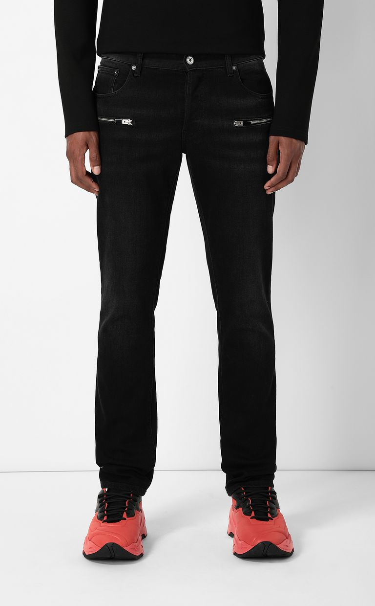 JUST CAVALLI Just-fit jeans Casual pants Man r
