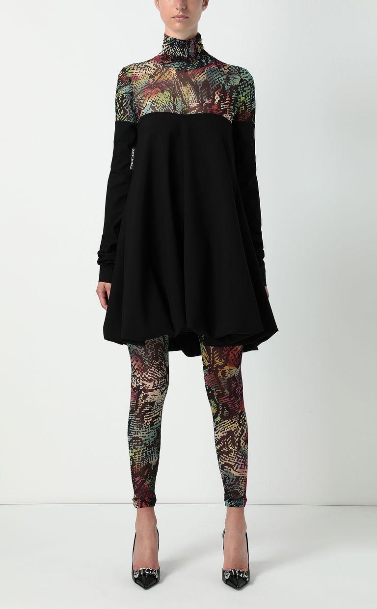 JUST CAVALLI Chameleon-print leggings Leggings Woman d