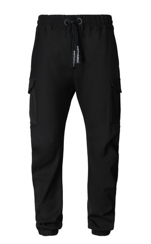 JUST CAVALLI Casual pants Man Trousers with hi-tech inserts f