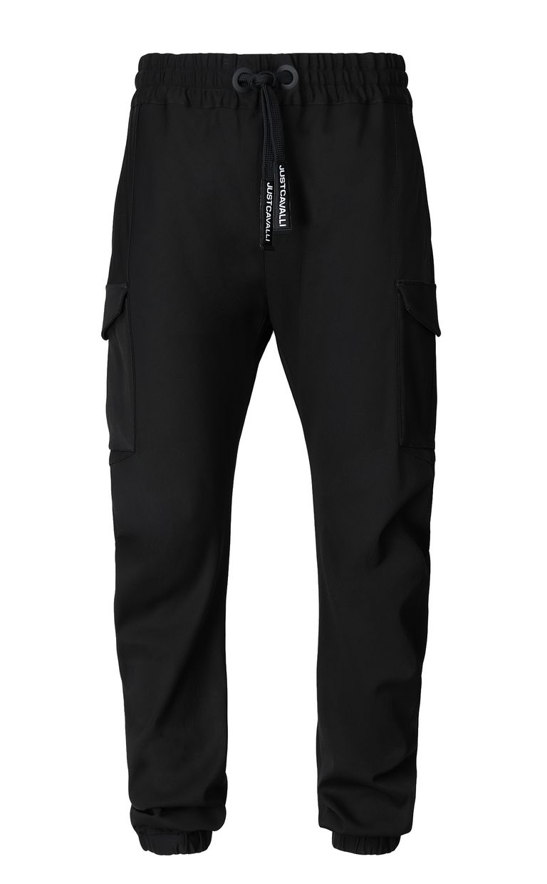 JUST CAVALLI Sporty cargo pants Casual pants Man f