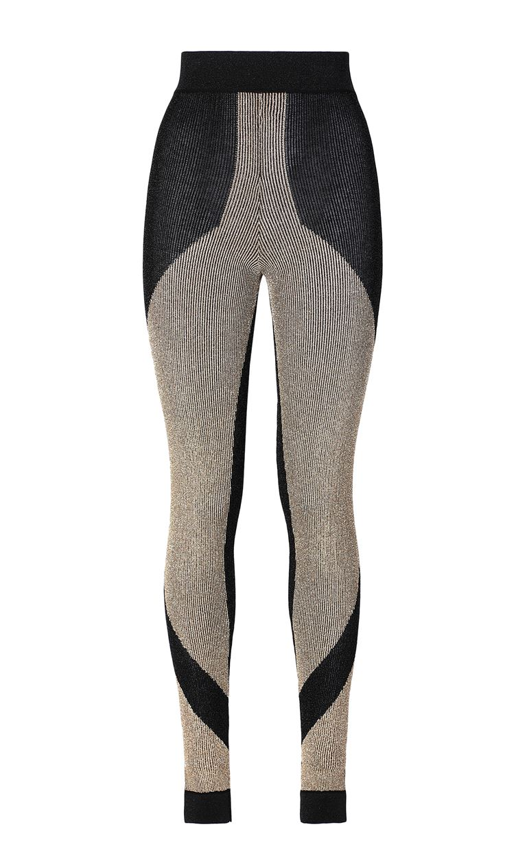 JUST CAVALLI Knitted trousers Leggings Woman f