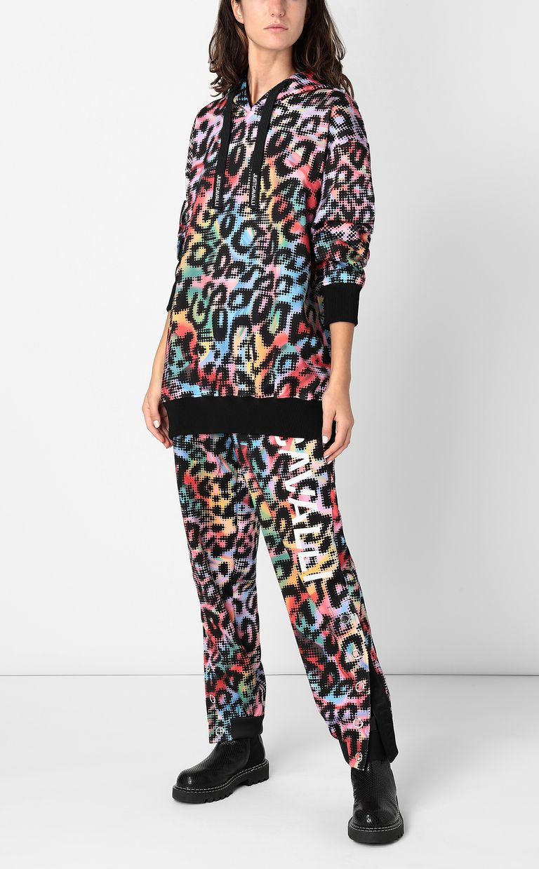 JUST CAVALLI Leo-Pop print trousers Casual pants Woman d