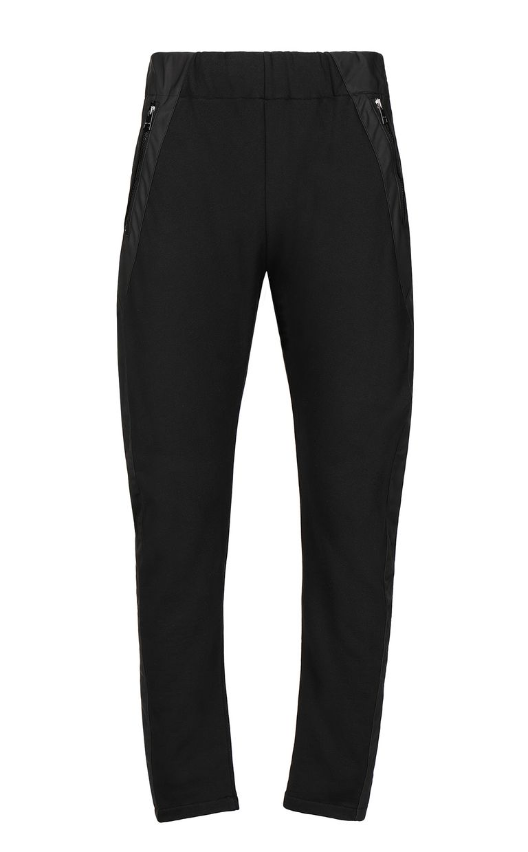 JUST CAVALLI Trousers with hi-tech inserts Casual pants Man f