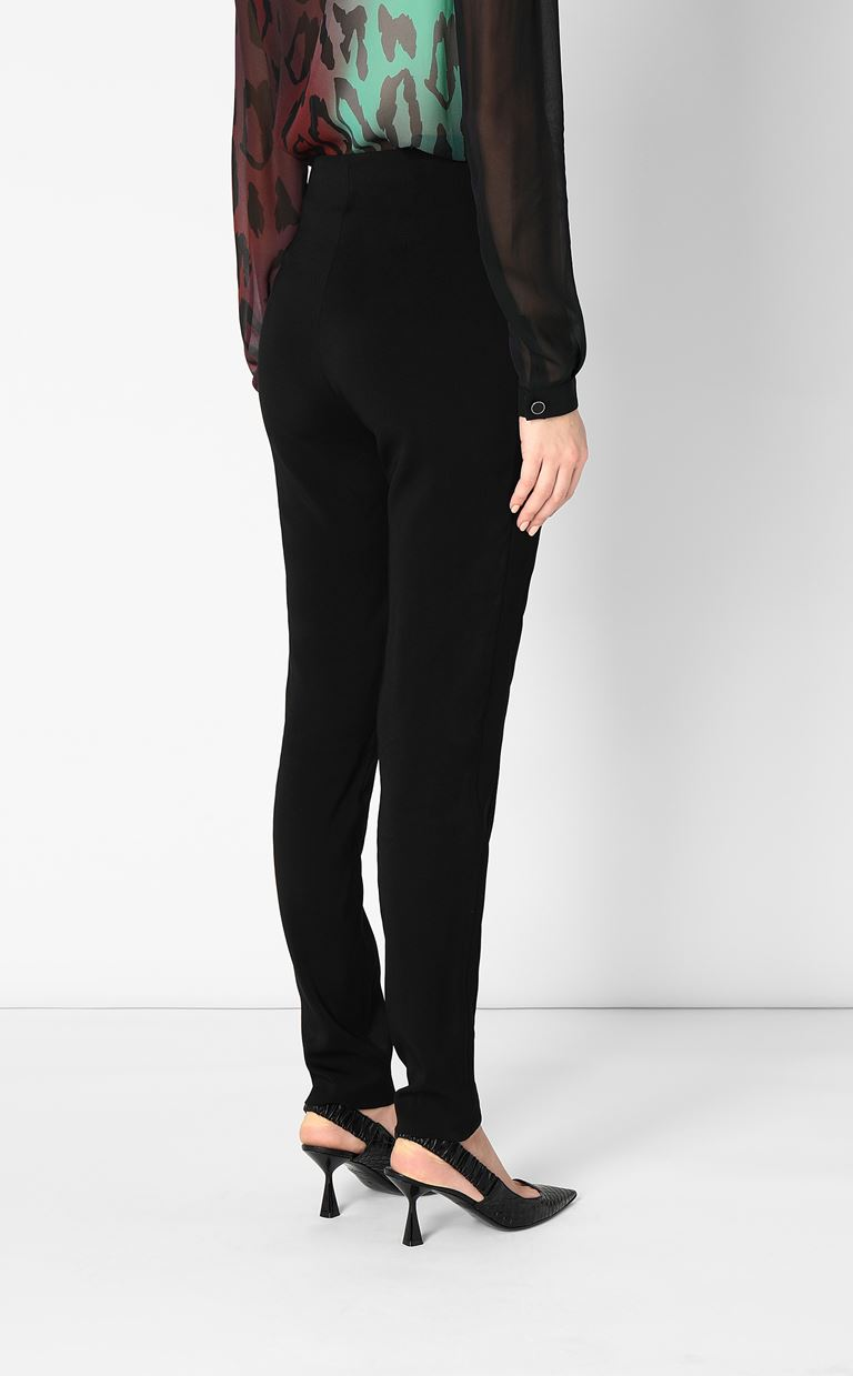 JUST CAVALLI Trousers with large pockets Casual pants Woman a