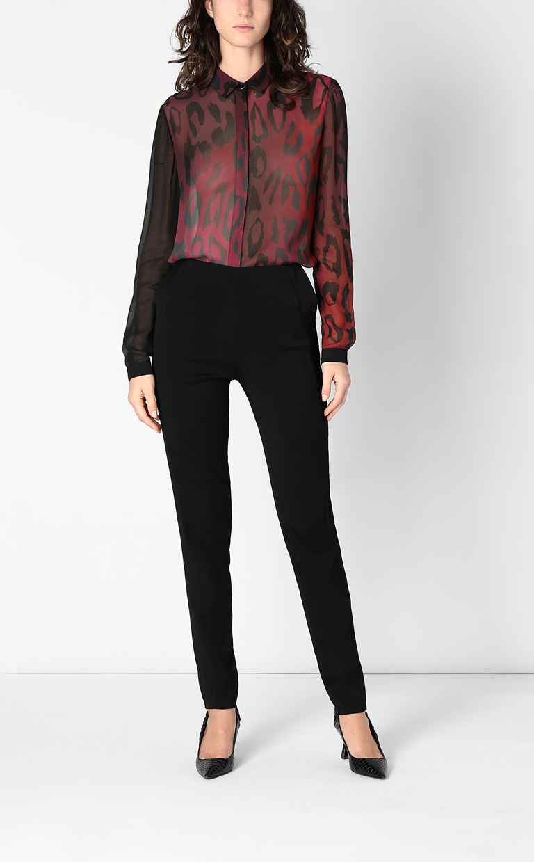JUST CAVALLI Trousers with large pockets Casual pants Woman d
