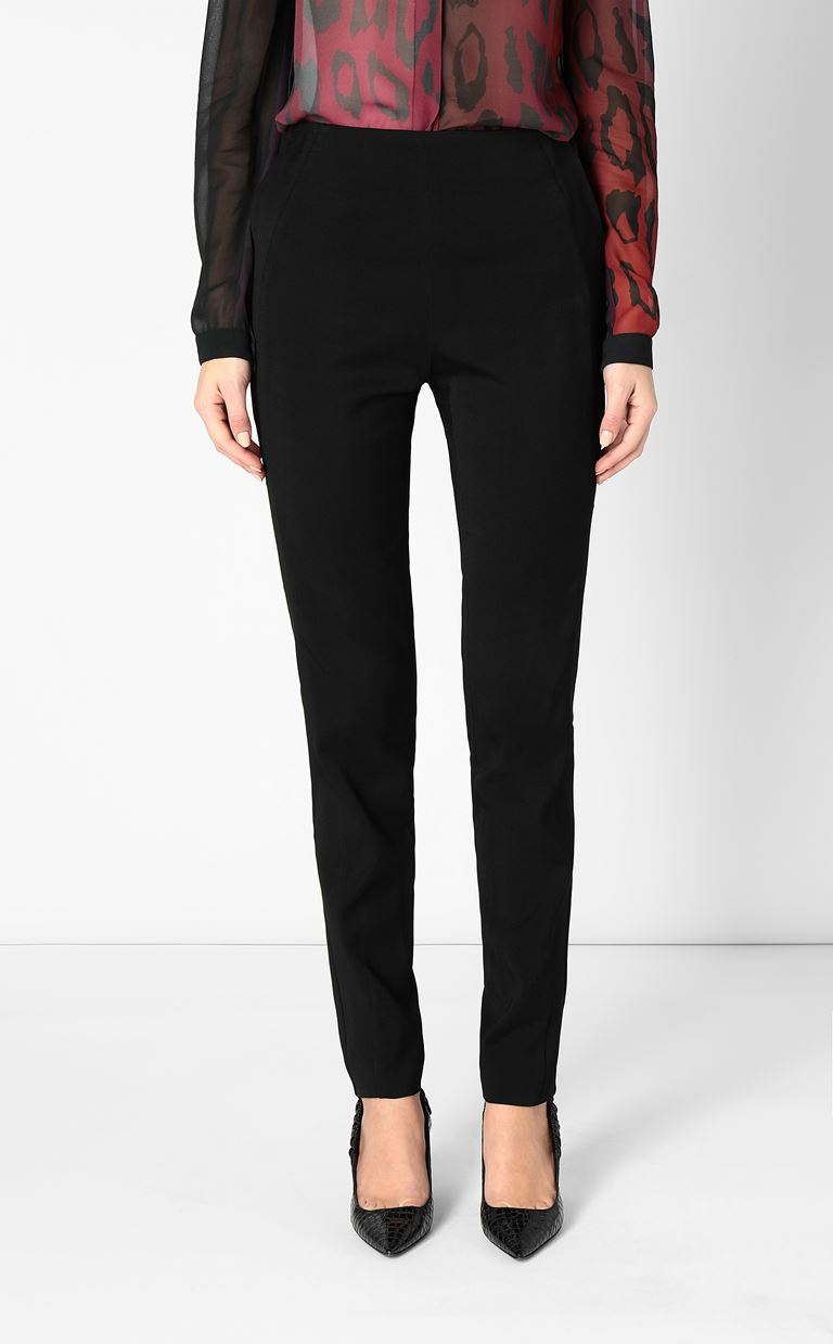 JUST CAVALLI Trousers with large pockets Casual pants Woman r