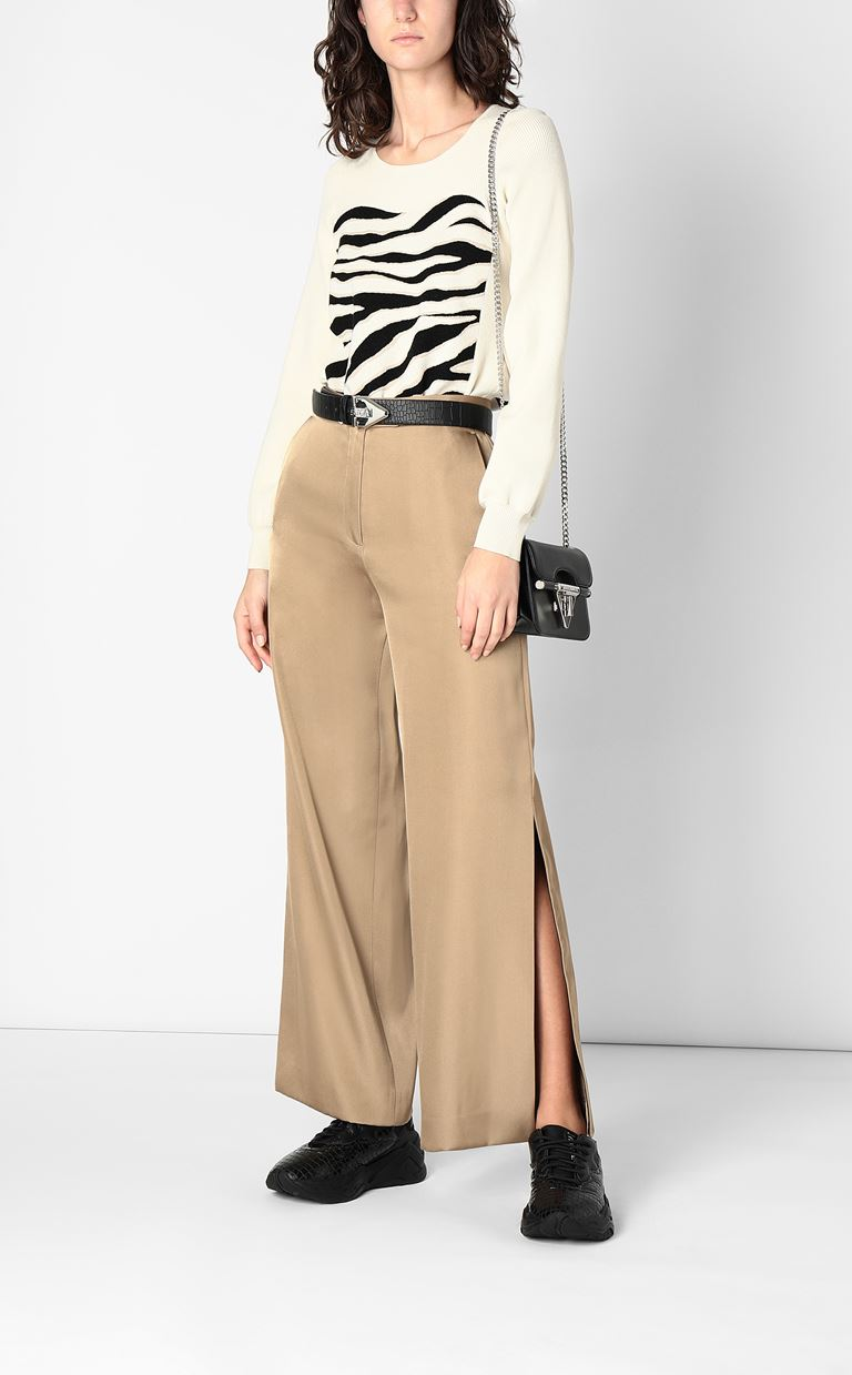JUST CAVALLI Wide-leg trousers Casual pants Woman d