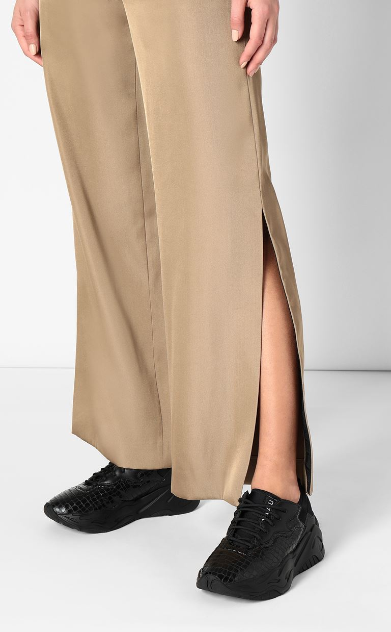 JUST CAVALLI Wide-leg trousers Casual pants Woman e