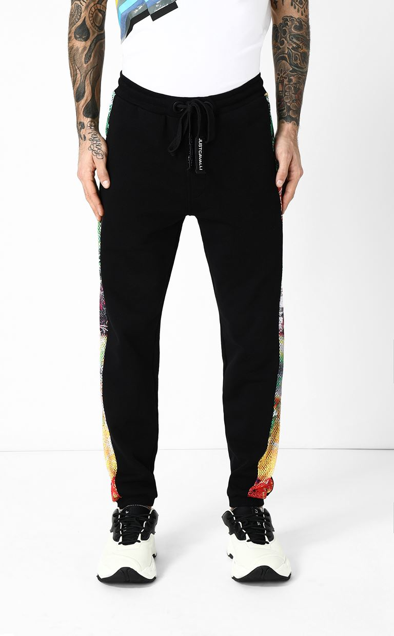 JUST CAVALLI Track pants Casual pants Man r