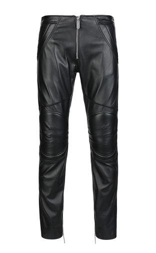 JUST CAVALLI Leather Jacket Man Leather jacket f
