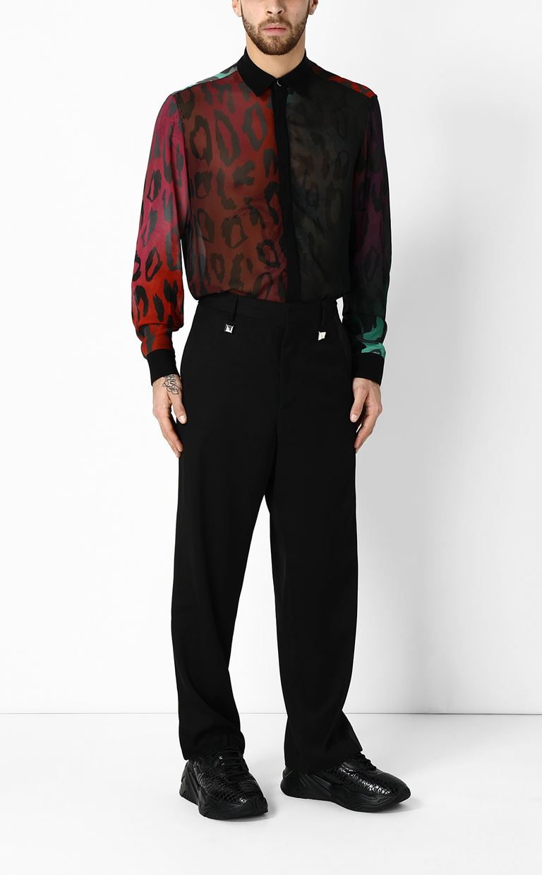 JUST CAVALLI Tailored trousers Casual pants Man d