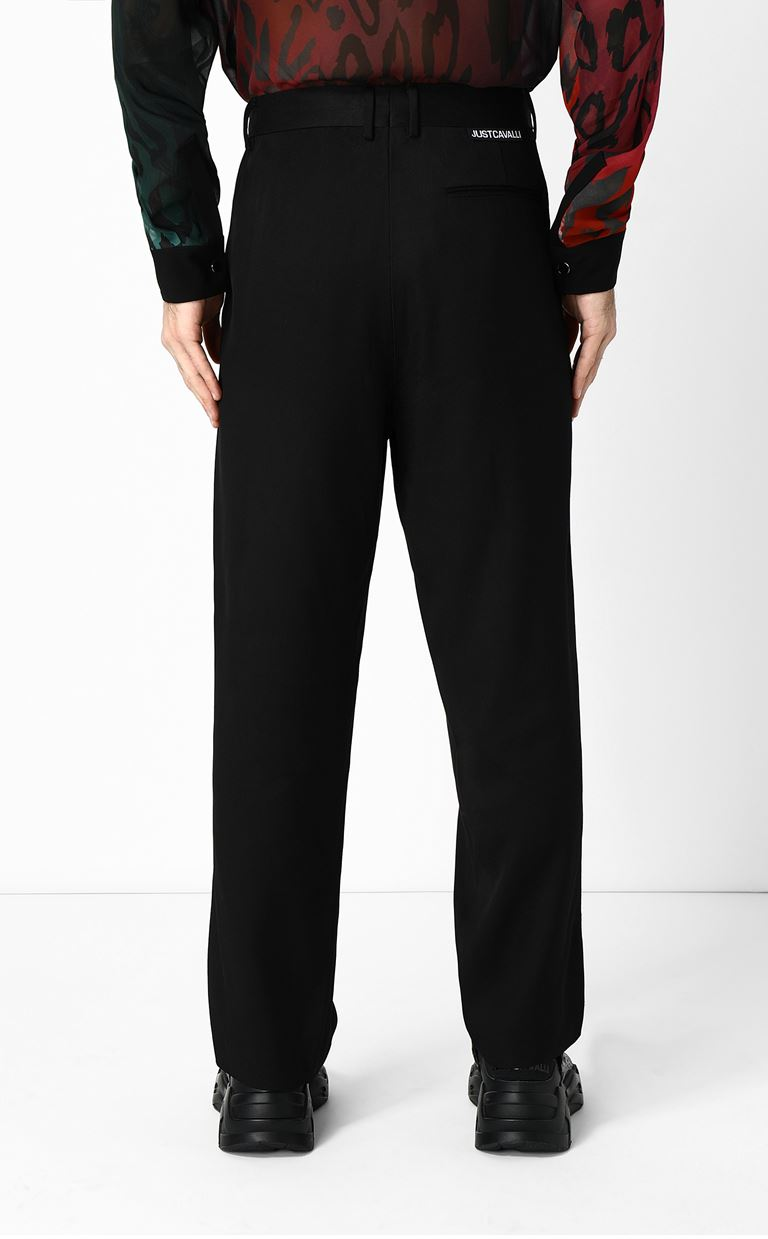 JUST CAVALLI Tailored trousers Casual pants Man e