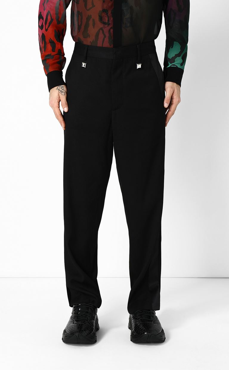 JUST CAVALLI Tailored trousers Casual pants Man r