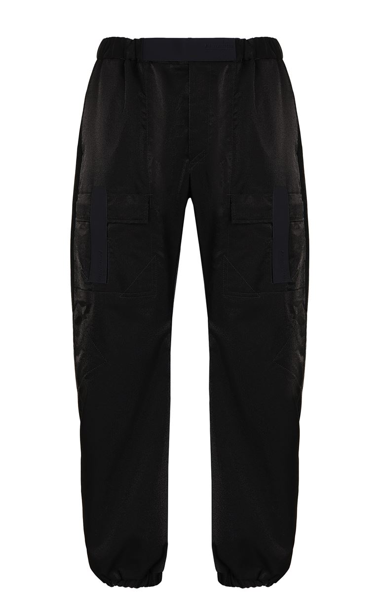 JUST CAVALLI Trousers with large pockets Casual pants Man f