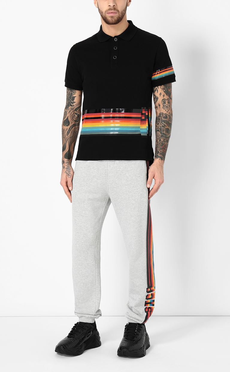 JUST CAVALLI Track pants Casual pants Man d