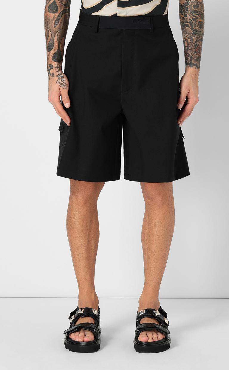 JUST CAVALLI Shorts Shorts Man r