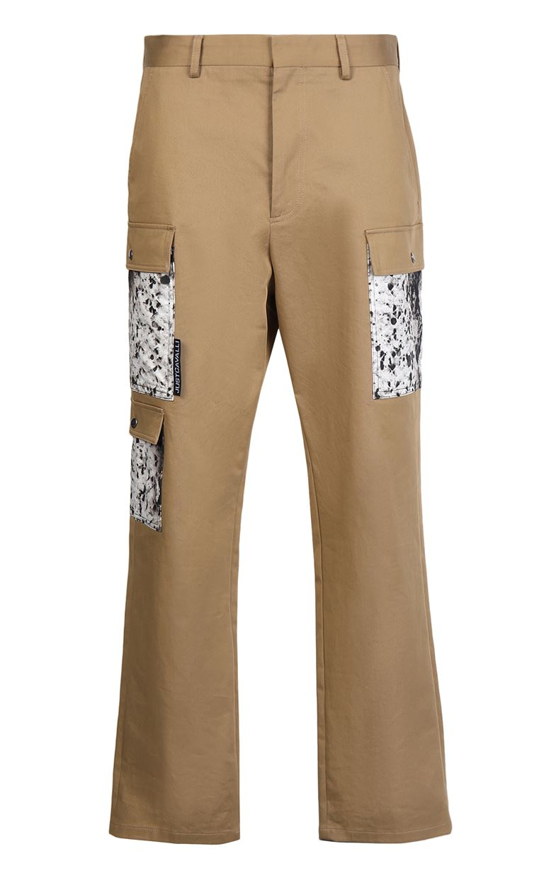 JUST CAVALLI Trousers with pockets Casual pants Man f