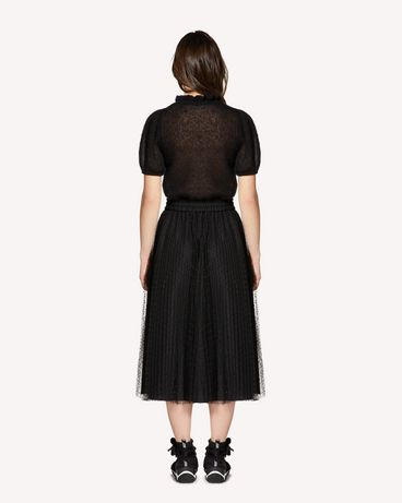 REDValentino SR0KCB974LP 0NO Knit Sweater Woman r