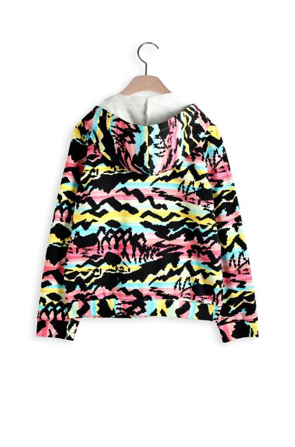 MISSONI KIDS Sweatshirt Black Woman - Front
