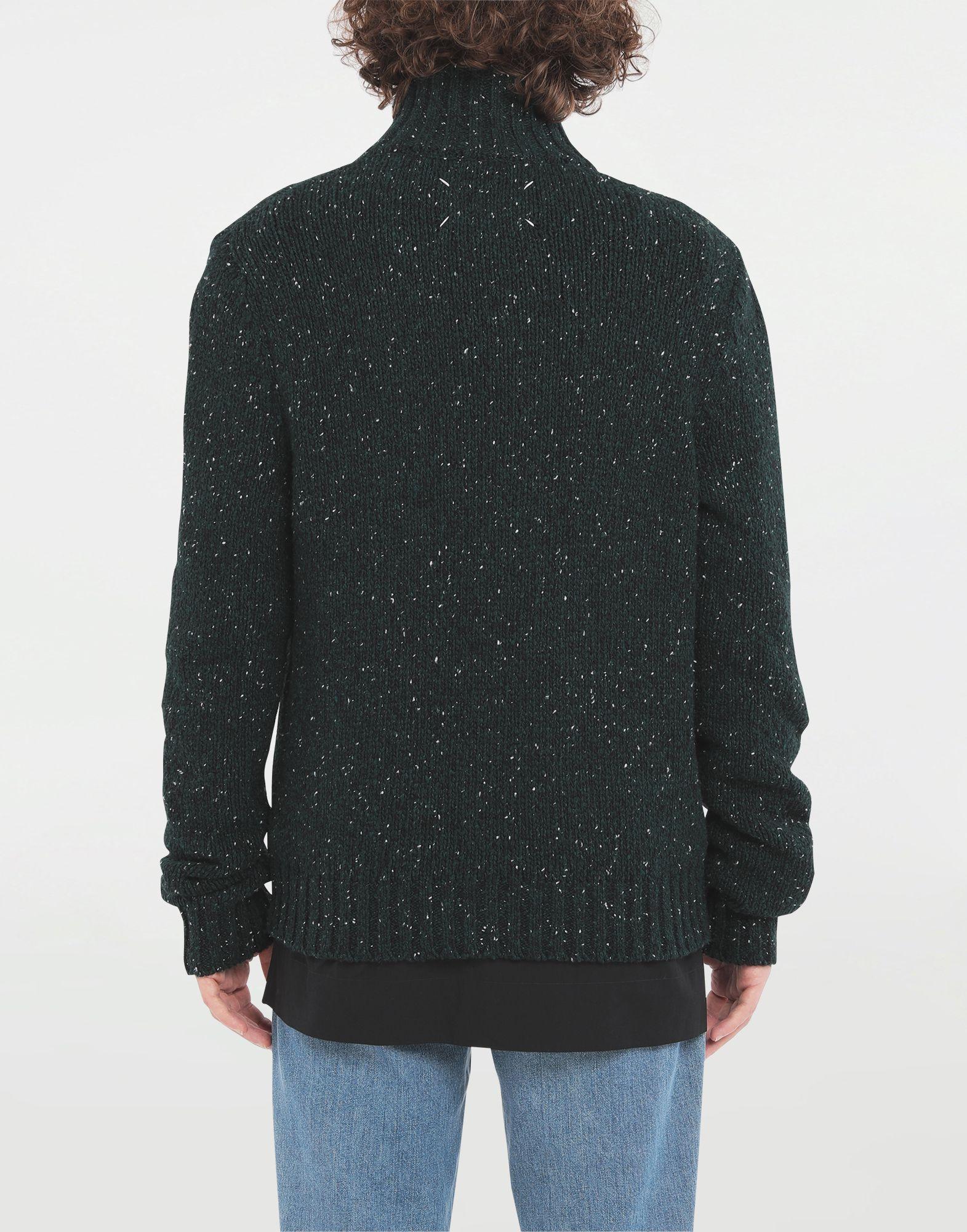 MAISON MARGIELA Pullover mit Reißverschluss Strickjacke Herren b