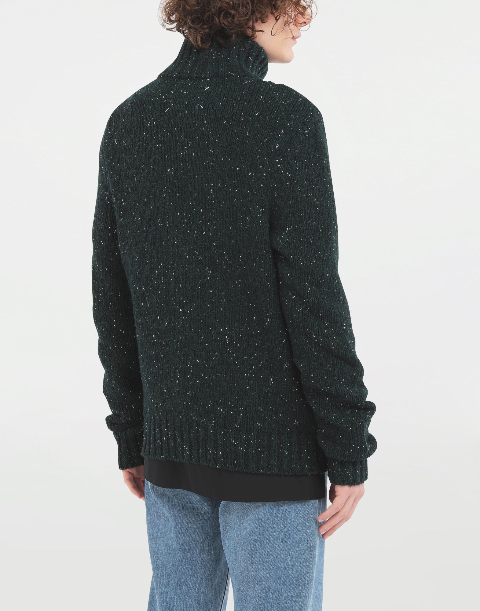 MAISON MARGIELA Zipper sweater Cardigan Man e
