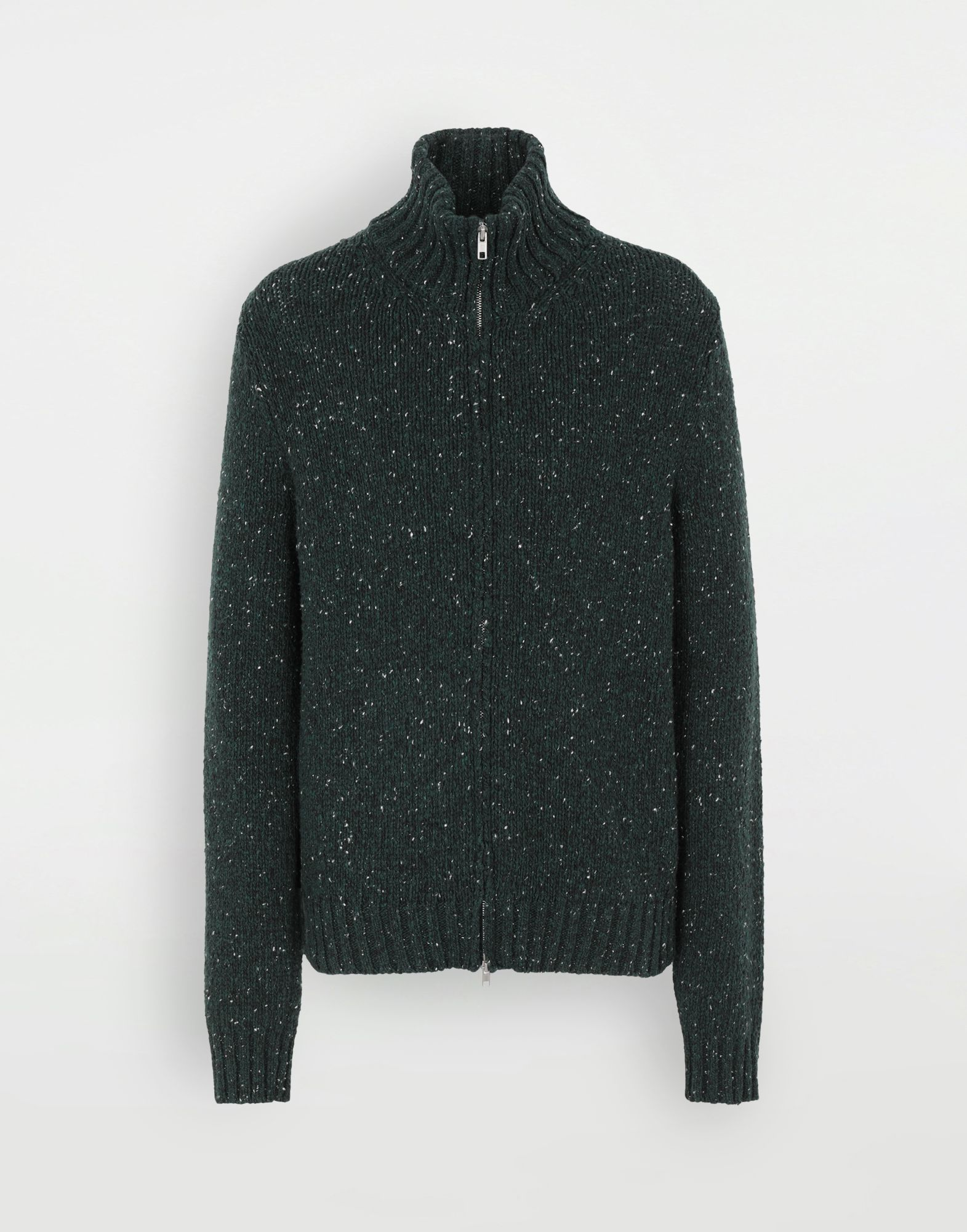MAISON MARGIELA Zipper sweater Cardigan Man f