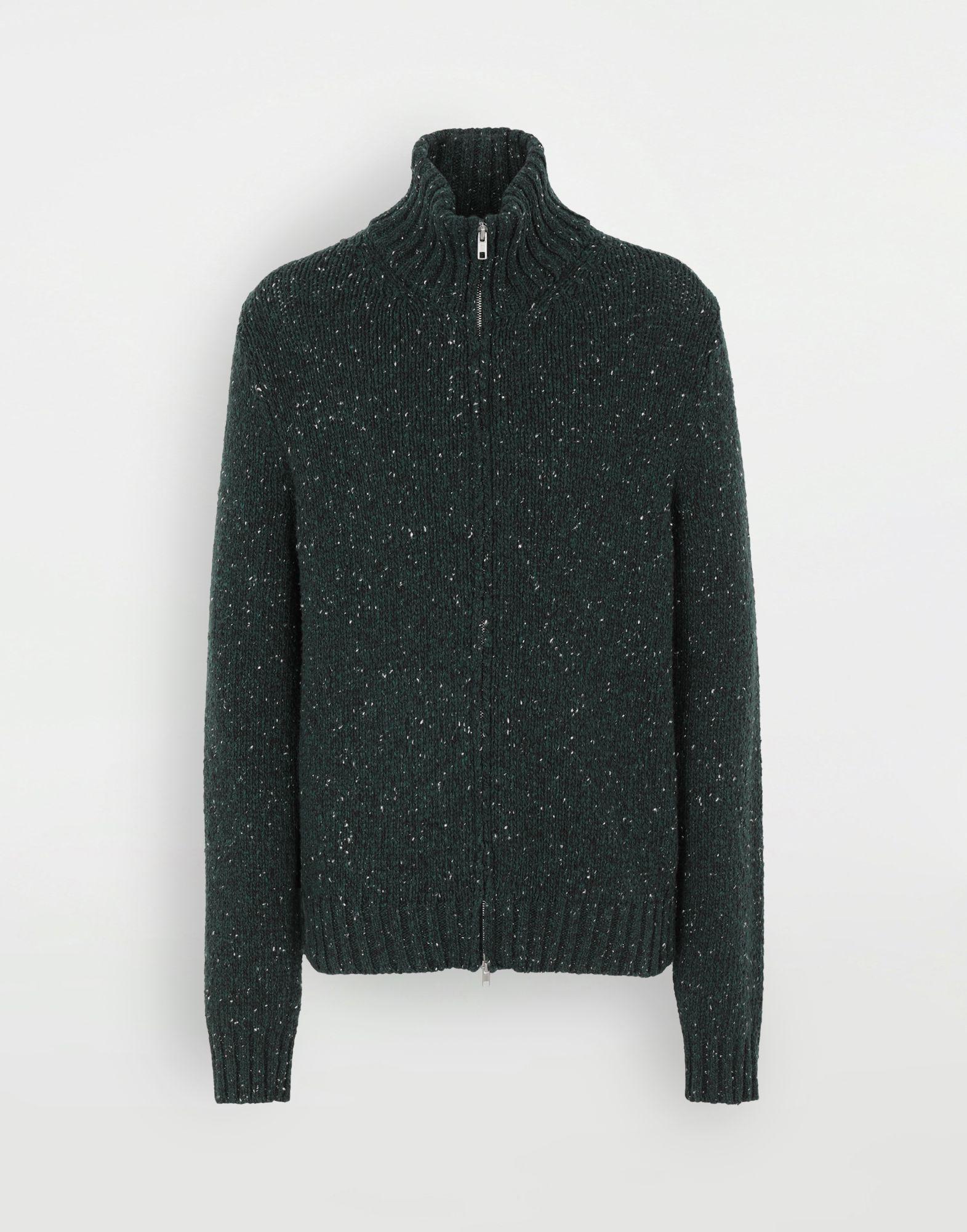 MAISON MARGIELA Pullover mit Reißverschluss Strickjacke Herren f