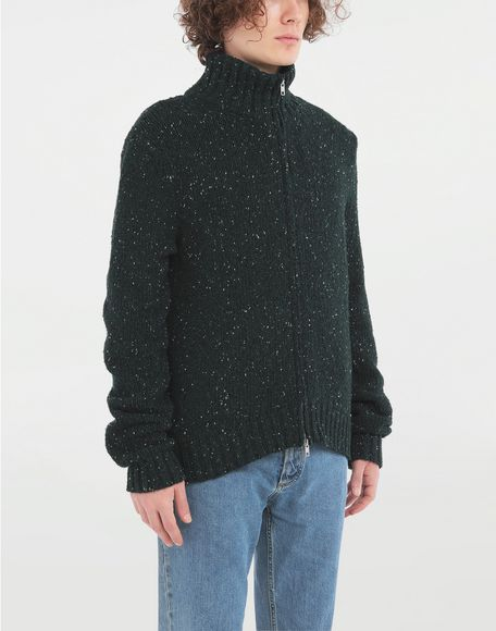 MAISON MARGIELA Zipper sweater Cardigan Man a